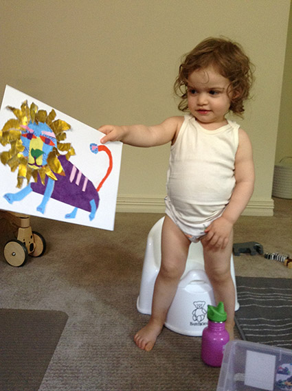 BABYBJORN Potty Chair Potty Learning Potty Training