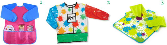 Child Art smocks