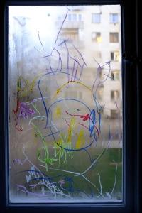 Washable Window Crayons