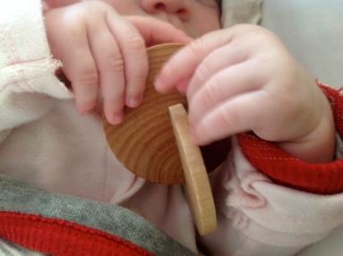 Montessori interlocking discs