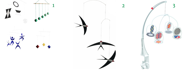 Flensted Mobiles 3 Swallow Hanging Mobile Manhattan Toy Wimmer-Ferguson Infant Stim-Mobile for Cribs