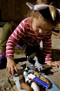 Sun Prints Sun Art Sunprint Kit Animals Zebra Lion Panda Snake Markers Unicorn