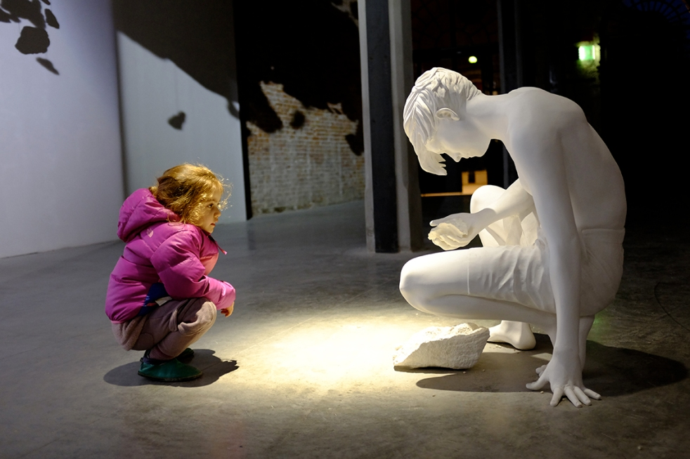 Claudia Fontes The Horse Problem sculpture Argentina Venice Art Biennale 2017
