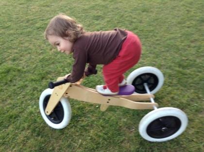 Wishbone 3 in 1 Original Balance Bike