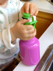 Klean Kanteen 12 oz Stainless Steel Water Bottle