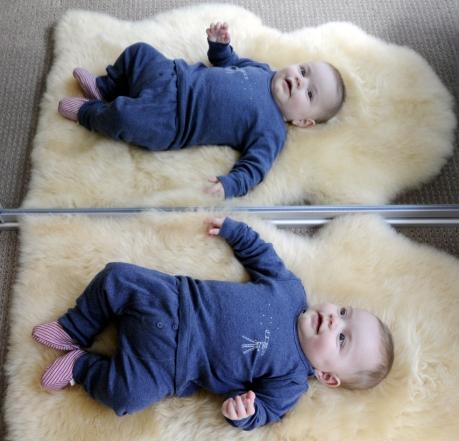 Montessori Infant Mirror