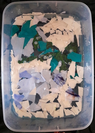 Paper-making instructions
