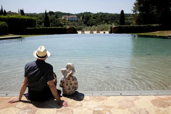 Marti Naturalmente Crescendo Italy Salt Pool Mindful Moment