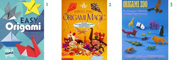 Origami Books Beginners