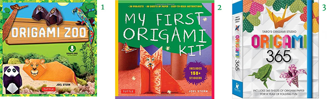 Origami Kits Sets Origami Zoo My first origami kit Origami 365