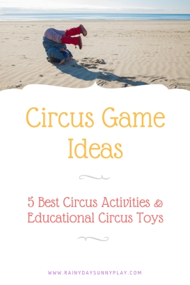 5 Best Circus Activities & Educational Circus Toys
