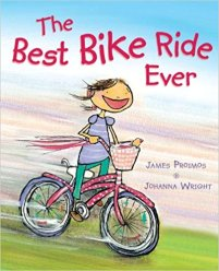The Best Bike Ride Ever James Proimos Johanna Wright