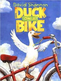 Duck on a Bike David Shannon
