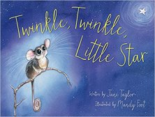 Twinkle, Twinkle, Little Star by Mandy Foot