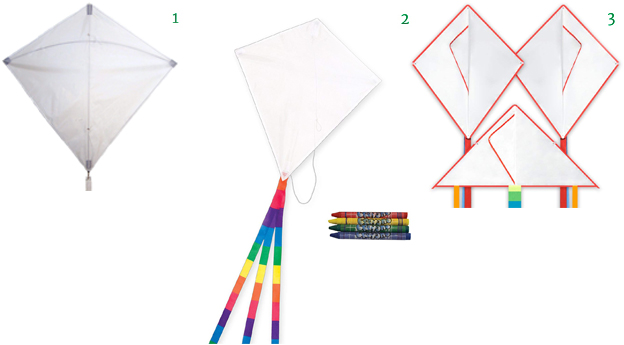 In the Breeze White 30 Inch Diamond Kite In the Breeze Coloring Diamond 20 Inch Kite Mint's Colorful Life Design Your Own Kites for Kids