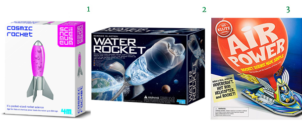 Rocket Science Educational SPACE Toys for Kids